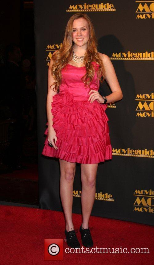 Chelsey Bryson 2012 Movieguide awards held at the...