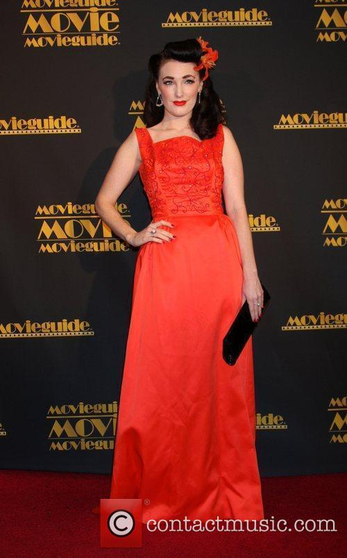 Jennifer Keith 2012 Movieguide awards held at the...