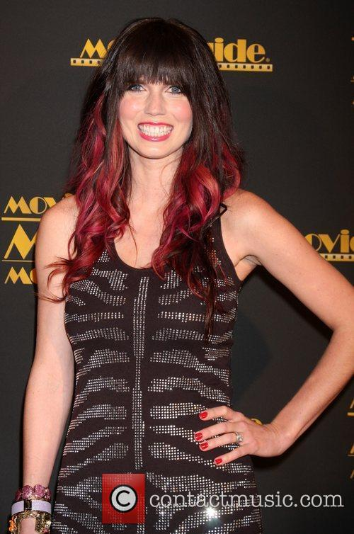 Juliana Zobrist 2012 Movieguide awards held at the...