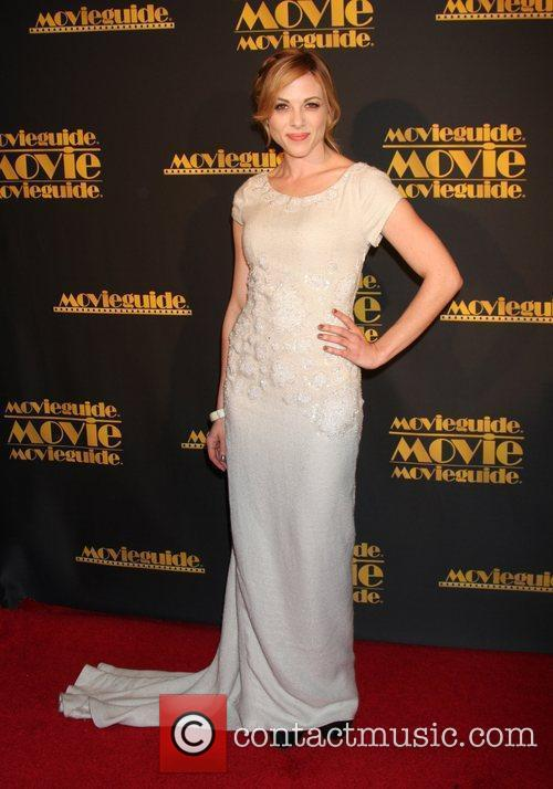 Julie Mond  2012 Movieguide awards held at...
