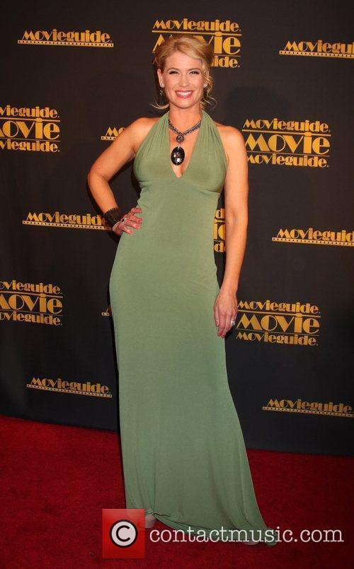 Kristy Swanson  2012 Movieguide awards held at...