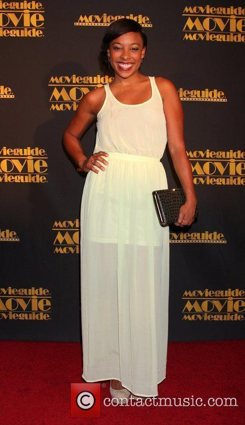 Tanya Chisolm 2012 Movieguide awards held at the...