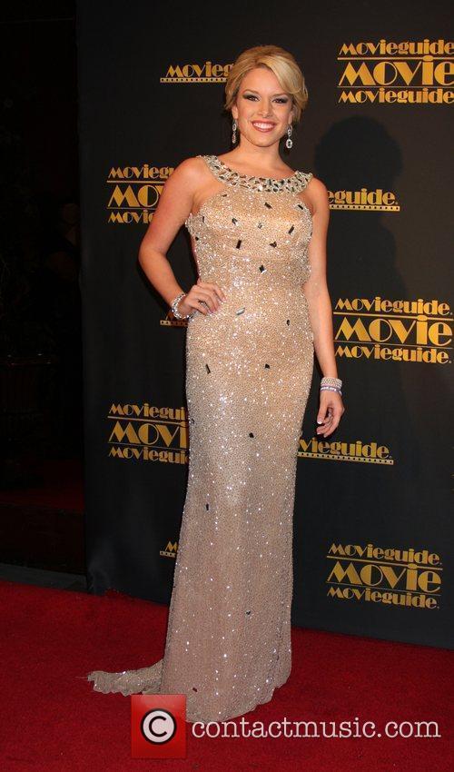 Teresa Scanlon 2012 Movieguide awards held at the...