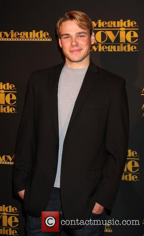 Tyler P. Scott  2012 Movieguide awards held...