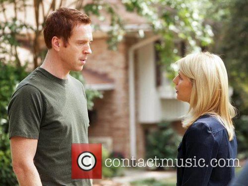 Damian Lewis and Claire Danes 2