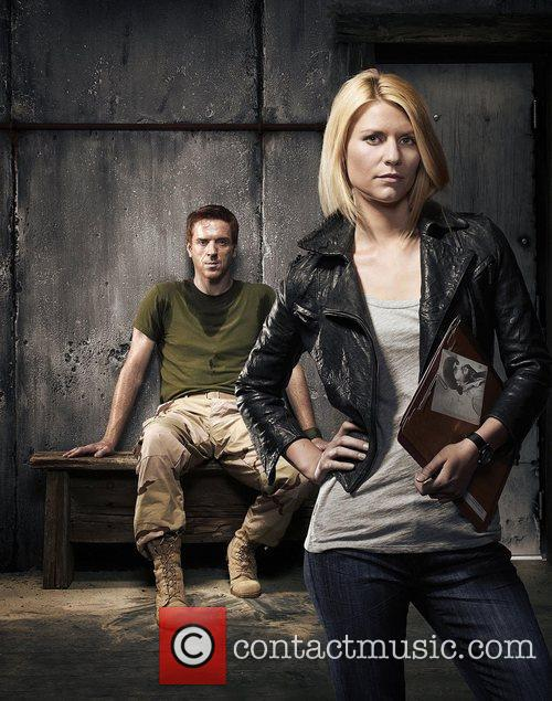 Damian Lewis and Claire Danes 3