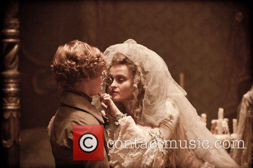 Toby Irvine and Helena Bonham Carter 8