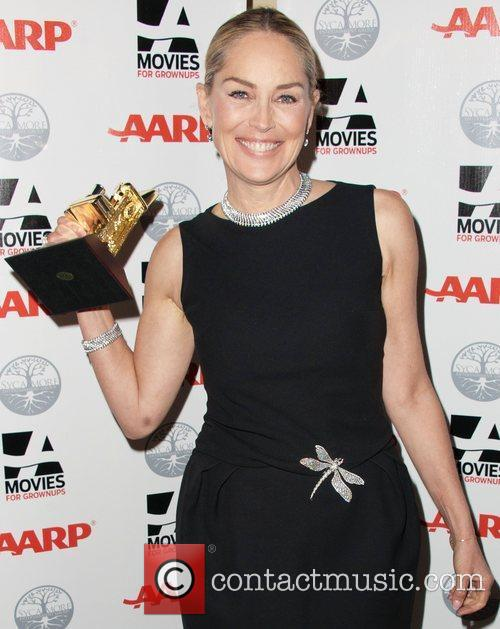 Sharon Stone AARP Magazine's 11th Annual Movies for...