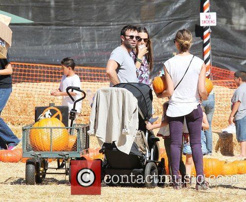 Alessandra Ambrosio, Jamie Mazur and Jessica Alba 4