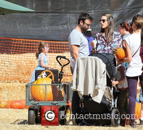 Alessandra Ambrosio, Jamie Mazur and Jessica Alba 9