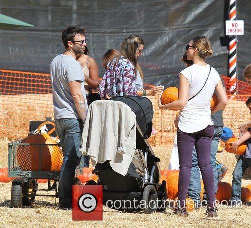 Alessandra Ambrosio, Jamie Mazur and Jessica Alba 3