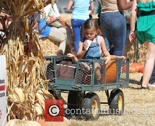 Alessandra Ambrosio's daughter Anja  Celebrity moms and...