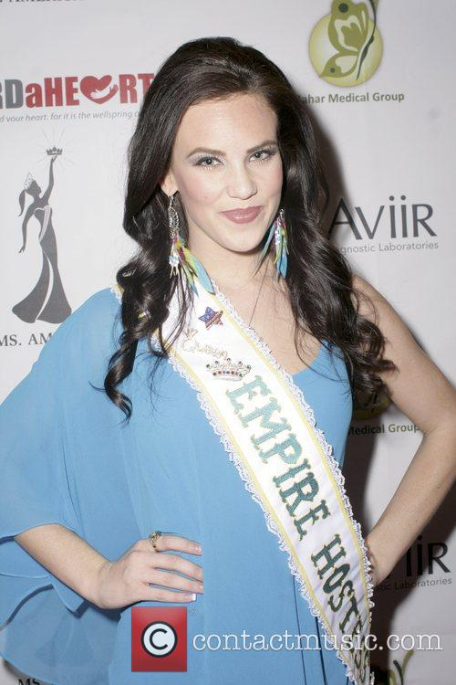 Brittany Wagner 2012 Ms. America Pageant held at...