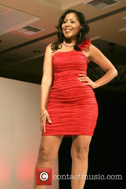 Felicia Wade 2012 Ms. America Pageant held at...
