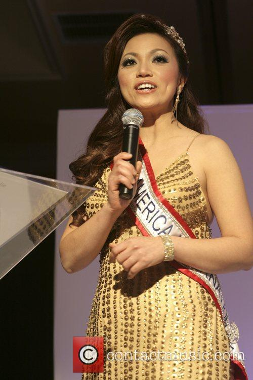 Kimberly Vondang 2012 Ms. America Pageant held at...