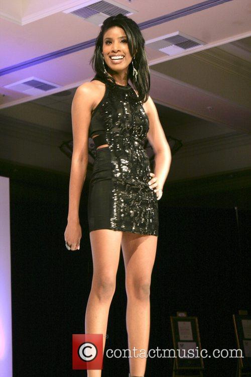 LaShaun Stallings 2012 Ms. America Pageant held at...