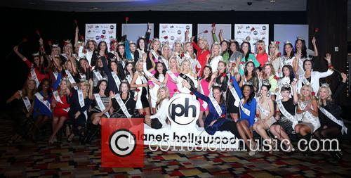 Miss America Pageant Contestants 3