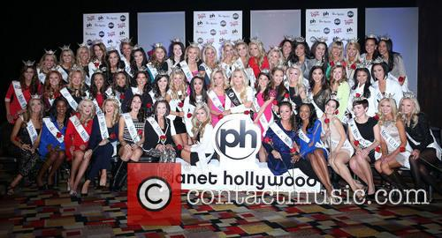 Miss America Pageant Contestants 2