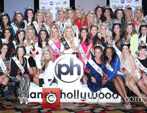Miss America Pageant Contestants 5