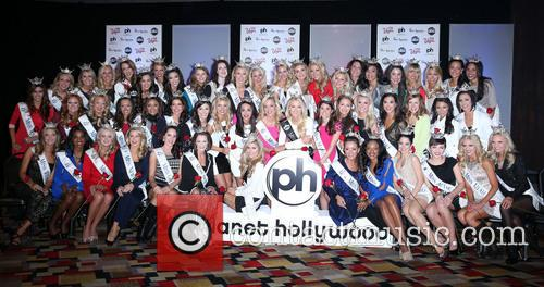 Miss America Pageant Contestants 1