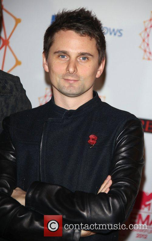 Matthew Bellamy and Muse 2