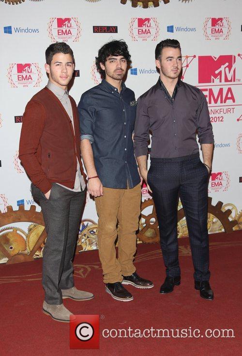 Jonas Brothers MTV