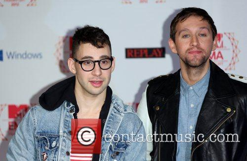 Andrew Dost and Jack Antonoff 3