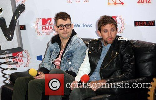 Andrew Dost and Jack Antonoff 2