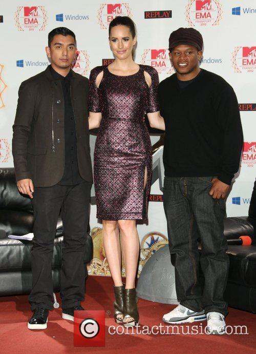 Tim Cash, Louise Roe and Sway 2