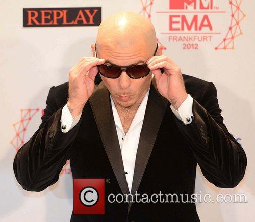 Armando Cristian Perez and Pitbull 4