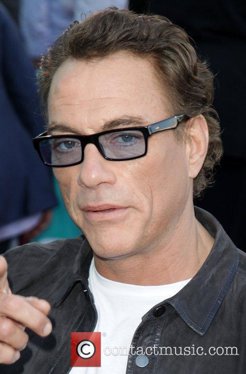 Jean Claude Van Damme and Mtv Movie Awards 4