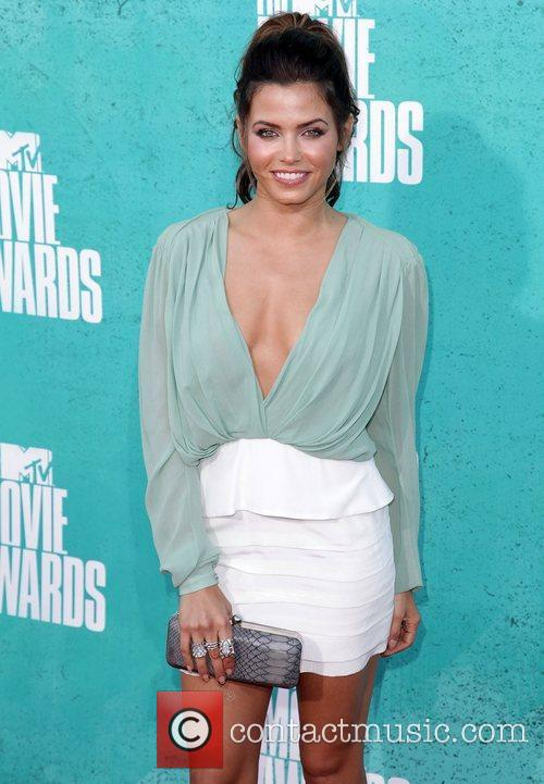 Jenna Dewan and Mtv Movie Awards 2