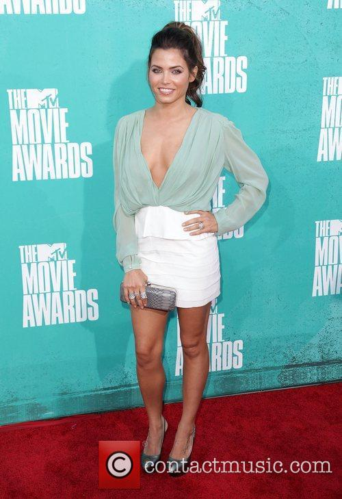 Jenna Dewan and Mtv Movie Awards 1