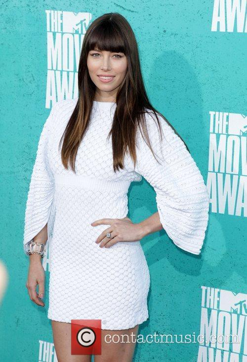 Jessica Biel and Mtv Movie Awards 2
