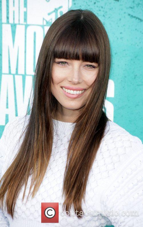 Jessica Biel and Mtv Movie Awards 3