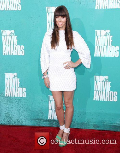 Jessica Biel and Mtv Movie Awards 1