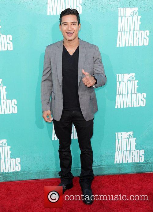 Mario Lopez and Mtv Movie Awards 2