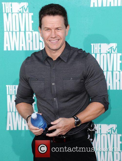Mark Wahlberg MTV Movie Awards at Universal Studios...