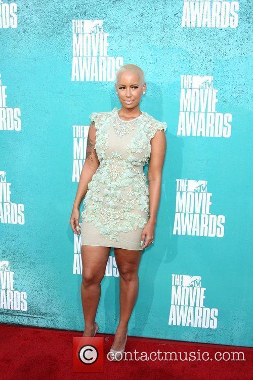 Amber Rose MTV Movie Awards at Universal Studios...