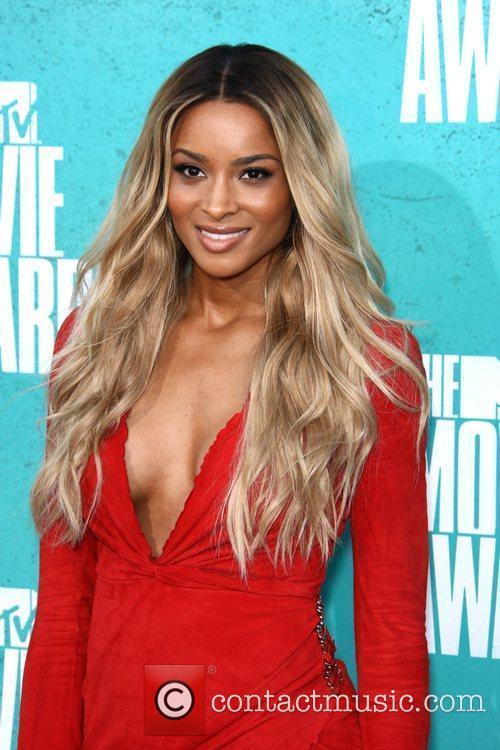 Ciara MTV Movie Awards at Universal Studios -...
