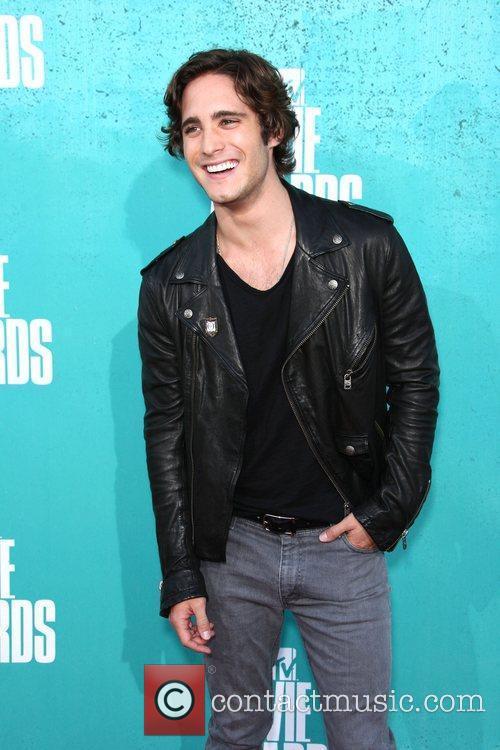 Diego Boneta MTV Movie Awards at Universal Studios...