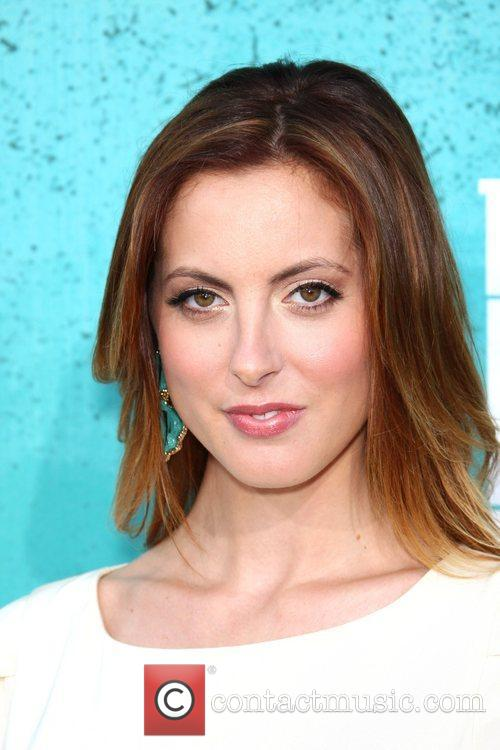 Eva Amurri Martino MTV Movie Awards at Universal...