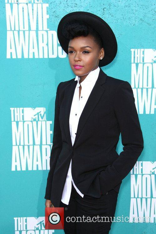 Janelle Monae and Mtv Movie Awards 9