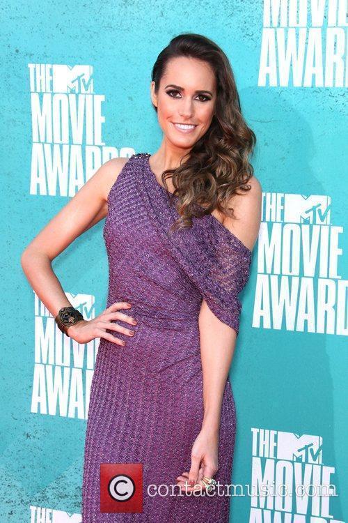 Louise Roe MTV Movie Awards at Universal Studios...