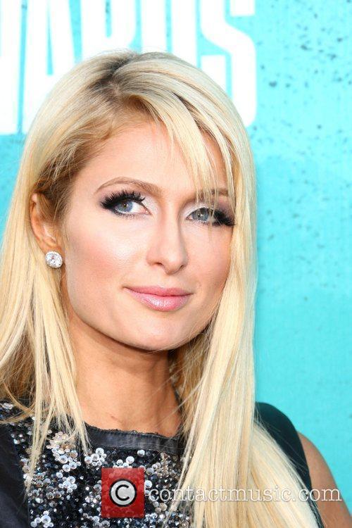 Paris Hilton MTV Movie Awards at Universal Studios...