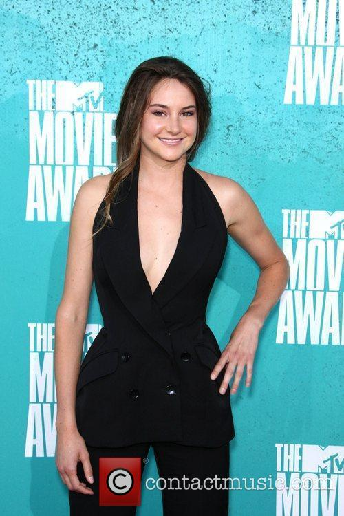 Shailene Woodley and Mtv Movie Awards 3