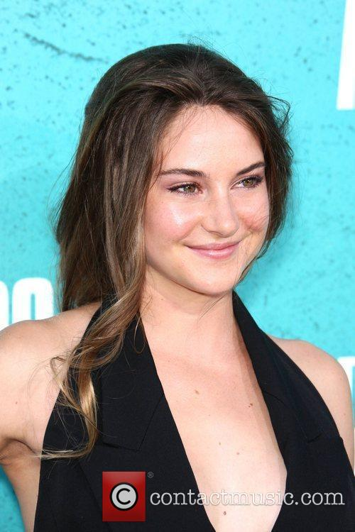 Shailene Woodley and Mtv Movie Awards 4