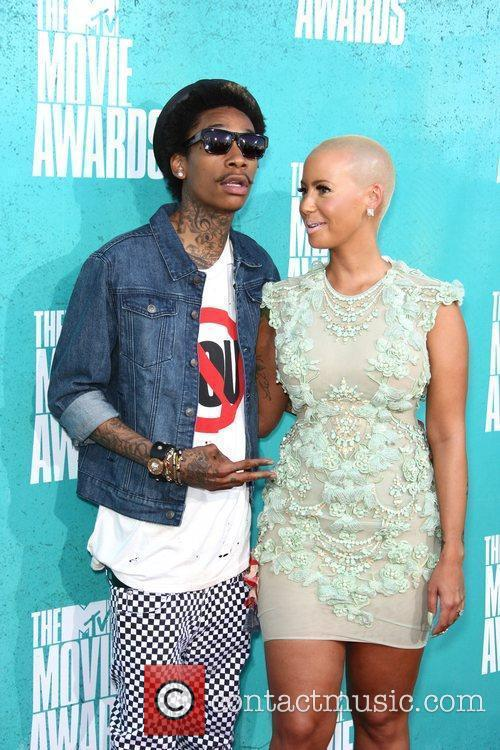 Wiz Khalifa and Mtv Movie Awards 1