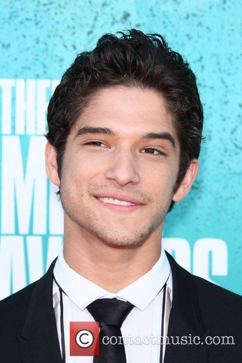 Tyler Posey and Mtv Movie Awards 4
