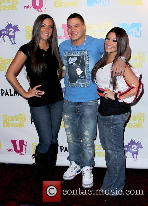 MTV Spring Break 2012 - Screening party for...